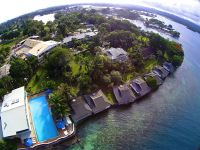 Aerial Picture of Madang Resort