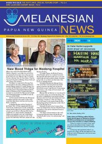 Melanesian Newsletter issue#15