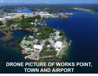 Madang in Bird's Eye view