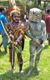 Goroka & Mud Man
